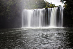 Tat Cham Pee waterfall Stock Photo