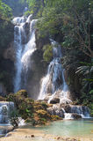 Tat Kuang Si Waterfalls Royalty Free Stock Photo
