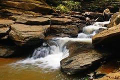 Tat Mok vattenfall 3 Arkivfoton