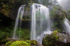 Tat Tha Jet waterfall Stock Image