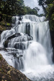 Tat Tha Jet waterfall Royalty Free Stock Photo