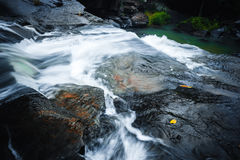 Tat Ton-Wasserfall, Thailand Lizenzfreies Stockbild