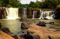 Tat Ton Waterfall Fotografia de Stock