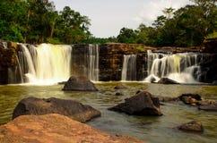 Tat Ton Waterfall Stock Photos