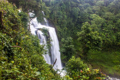 Tat Yuang waterfall Royalty Free Stock Image