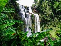 Tat Yueng-Wasserfall Lizenzfreie Stockbilder