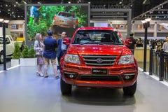 TATA-auto bij de Internationale Motor Expo 2016 van Thailand Royalty-vrije Stock Fotografie