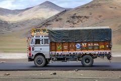 Tata ciężarówka obraz royalty free