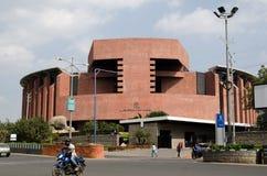 Tata Consultancy Offices, Hyderabad. HYDERABAD, ANDHRA PRADESH, INDIA - JANUARY 5: Headquarters of Tata Consultancy Services on January 5 2013.  The company is Royalty Free Stock Photos