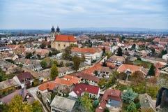 Tata, Hungría imagenes de archivo