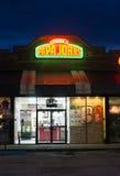 Tata Johns pizza Zdjęcie Stock