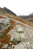 Tata mountains royalty free stock image