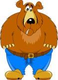 Tata niedźwiedź Zdjęcia Royalty Free