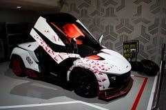 Tata TAMO Racemo in Genève 2017 Royalty-vrije Stock Fotografie