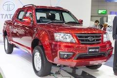 TATA X-plore 4WD Fotografia Stock