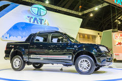 Tata Xenon 150N-Xplore 4WD on display Stock Photos