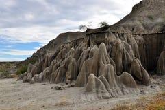 Tatacoa Wüste Lizenzfreie Stockbilder