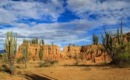 Tatacoa Wüste, Kolumbien Stockfotos