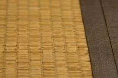 tatami χαλιών Στοκ φωτογραφία με δικαίωμα ελεύθερης χρήσης