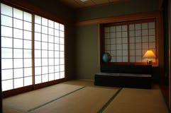 tatami комнаты Стоковые Изображения