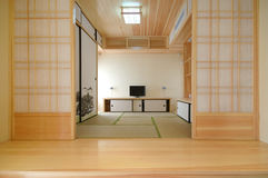Tatami Royalty Free Stock Photo