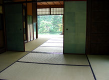 Tatami Royalty Free Stock Image