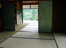 Tatami royalty-vrije stock afbeelding