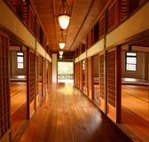 Tatami Haus lizenzfreie stockfotos