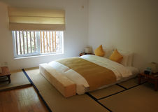 Tatami, Japanese,  Living Room Bed, Stock Photos