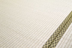 Tatami mat. Japanese traditional tatami mat Royalty Free Stock Image