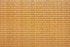 Tatami Mat. A Tatami mat inside a Japanese house Royalty Free Stock Photo