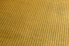 Tatami mat texture. Close up of tatami mat texture Royalty Free Stock Photos