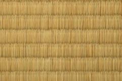 Tatami-Matte Lizenzfreies Stockfoto