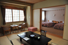 Tatami Room Royalty Free Stock Image