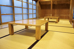 Tatami Room Royalty Free Stock Images