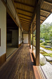 Tatami and Shoji room, Japan Stock Images