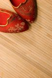 Tatami Slippers Stock Photos