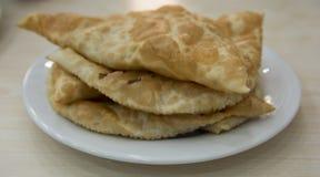 Tatar τρόφιμα tatar patty Στοκ Εικόνες