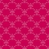 Tatar stylized flower pattern. Royalty Free Stock Photos