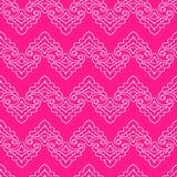 Tatar stylized flower pattern. Stock Photos