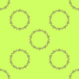 Tatar stylized flower pattern. Stock Images