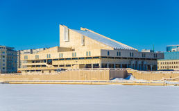 Tatar theatre. Stock Photography
