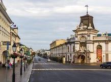 TATARSTAN, RUSSIA - JULY 11, 2015: City Kazan, Tatarstan, Russia. Royalty Free Stock Photos