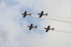 TATCA Airfest 2015 Royalty Free Stock Images