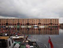 Tate Λίβερπουλ στο Λίβερπουλ Στοκ Φωτογραφίες