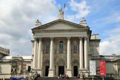 Tate Μεγάλη Βρετανία γνωστή ως στοά του Tate Στοκ Εικόνες