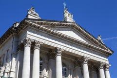 Tate Britain em Londres imagem de stock