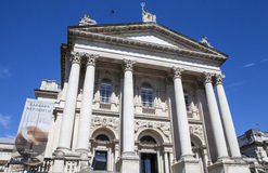 Tate Britain em Londres fotografia de stock royalty free