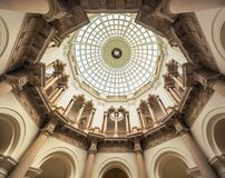 Tate Britain em Londres, hdr fotografia de stock royalty free