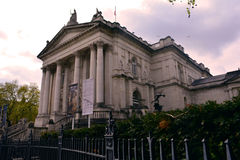 Tate Britain front of the building , London, UK Royalty Free Stock Image